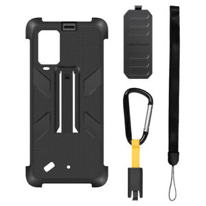 Ulefone Phone Case For Armor 10 5G Original Case with Belt Clip and Carabiner