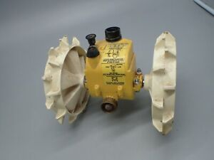 Drive Unit For Nelson Rain Train Traveling Tractor Sprinkler Working