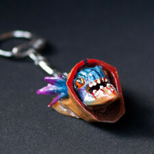 Nightcrawler Slark Hero Dota 2 game keychain hand-painted
