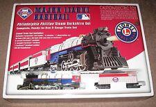 Lionel 7-12004 Philadelphia Phillies Major League Baseball Berkshire Train Set