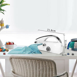 Electric Sewing Machine Portable Mini Handheld Crafting Mending Machine Tool