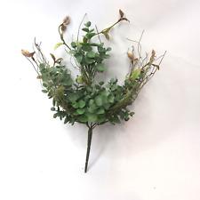 Artificial Eucalyptus Bush Artificial Flowers Artificial Leaves Silk Flowers