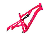 26er Trail AM Mountain Bike Suspension Frame Without Rear Shock