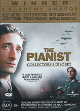 The Pianist - War / Drama / True Story / Violence - Adrien Brody - NEW DVD