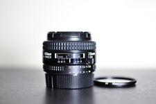 Nikon AF 28mm 2.8 FX Prime Lens - MINT!