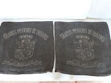 Restoration Hardware Grands Moulins De Paradis French Linen Pillow Covers Pair