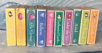 Lot 10 Disney Princess Board Books Ariel Tiana Cinderella Belle Aurora Snow