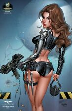 Zenescope Grimm Fairy Tales Belle Beast Hunters Issue #3 Cover F Phily Dooney