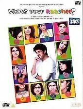What's Your Rashee? DVD ALL REGION - Romance Hindi Movie
