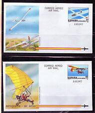 España Aerogramas del año 1985 (CC-116)