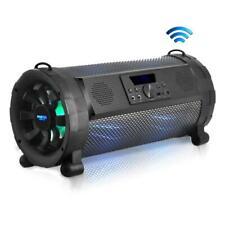 Street Blaster Bluetooth Boom Box Speaker System - Wireless & Portable Stereo