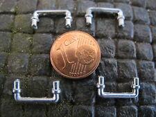 Metal pinzamiento soporte decorativas accesorios RC tanques camiones camión oruga decorativas accesorios 1/16 1/14
