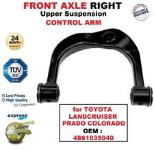 FRONT AXLE RIGHT Upper ARM for TOYOTA LANDCRUISER PRADO COLORADO OE : 4861035040