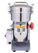 Full Stainless Steel Herb Grinder Food Powder Grinding Machine Coffe Grinder