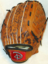 DISNEY-RIGHT HANDED FIELDERS LEATHER GLOVE-NEW-UNIQUE~!