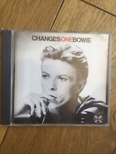David Bowie - Changes One Cd