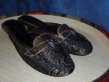 Women's Amanda Smith Designer Oriental Sandals Size 6.5