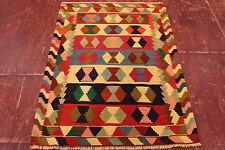 en exclusivité nomades Kelim pièce unique PERSAN TAPIS d'Orient 1,35 x 1,00