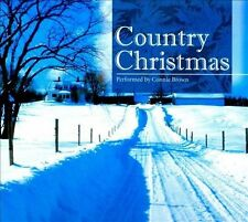 Country Christmas [Digipak] by Connie Brown (CD, Sonoma Entertainment) NEW
