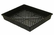 Plastic Seedling tray for Plant Pots Tubes Punnets x 10