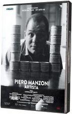 PIERO MANZONI - ARTISTA  DVD DOCUMENTARIO