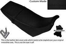 Preto e Azul Claro Vinil Custom Compatível Com Yamaha Dt 125 R DTR 99-03 Dual Seat Cover