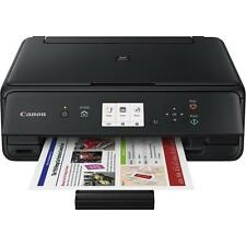 CANON PIXMA TS5050 ALL IN ONE WIRELESS INKJET PRINTER SCANNER COPIER AIRPRINT