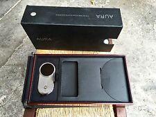 Telefono cellulare Motorola Aura completo di scatola da collezione vetro zaffiro