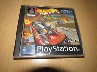 Hot Wheels Extreme Racing  (Playstation 1) - ps1 pal