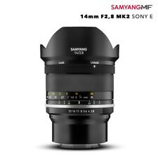 Samyang MF 14mm F2,8 MK2 Sony E, Ultraweitwinkelobjektiv der 2. Generation