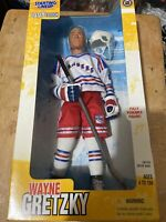 Kenner NHL Starting Lineup 1998 Edition Wayne Gretzky Figure New Old Stock