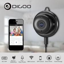 Digoo Cloud Storage 720P WiFi IP Camera Smart Home Security Night Vision ONVIF