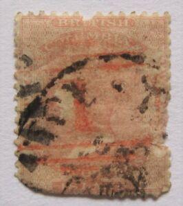 Canada Vancouver Island 2 rare 1862 Red 1 New Westminster San Francisco Cogwheel