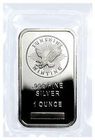 Sunshine Minting Inc. 1 oz .999 Fine Silver Bar USA SKU27271