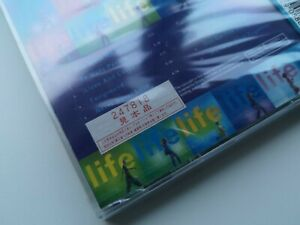 ***JAPAN PROMO SEALED***SIMPLY RED - LIFE - JAPANESE PROMO (SAMPLE) CD - SEALED