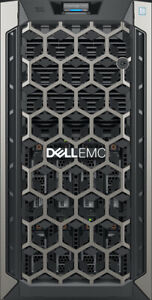 Dell PowerEdge T340 Server 8GB RAM RAID Xeon QC 3.3GHz E-2224 NEW 3 Yr Warranty