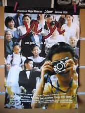 Yi Yi Wu Nien-Jen, Elaine Jin, Kelly Lee, Jonathan Chang, Issei Ogata, Chen Hsi-