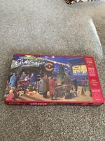 1000 piece panoramic jigsaw puzzle: Santa Express limited edition from 2006