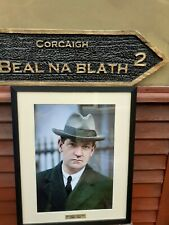 Michael Collins Framed Picture rare Ira easter rising 1916 dublin