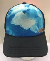 The North Face Photobomb Trucker Hat SnapBack Cap Black Blue RTO Men Unisex OS