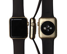 Apple Watch Series 2, Sport 42mm in Gold/Kakaobraun vom Händler MNPN2ZD/A