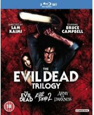 Evil Dead Trilogy [Blu-ray] [DVD][Region 2]