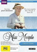 Agatha Christie's Miss Marple: Collection 4 - England NEW R4 DVD