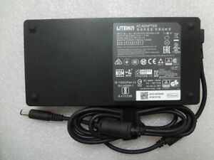 Genuine Slim LITEON 230W 19.5V11.8A PA-1231-12 For ASUS/MSI/Clevo Laptop Adapter