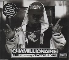 CHAMILLIONAIRE feat KRAYZIE BONE  Ridin'   5 TRACK CD NEW - NOT SEALED