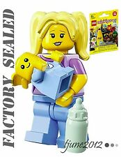 NEW LEGO Minifigures Series 16 Babysitter Baby 71013 FACTORY SEALED