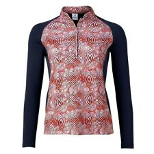 DAILY SPORTS Ladies Golf Top Size Small (10) BNWT Navy