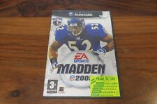 MADDEN NFL 2005             -----   pour GAMECUBE