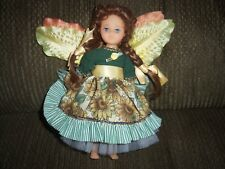 Horsman 8 Inch Bessie Song Fairy Doll By Robin Woods 1994