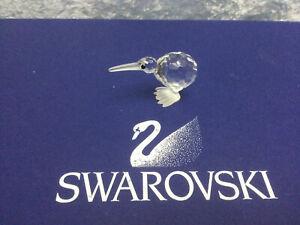 Swarovski Crystal Kiwi 7617043000 160797. Retired 1996. MIB